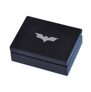Batman Batarang Gunmetal Money Clip Thumbnail 4