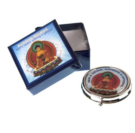 Buddha Pill Box