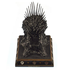 The Iron Throne - The Game of Thrones Replica Thumbnail 1
