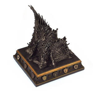 The Iron Throne - The Game of Thrones Replica Thumbnail 8