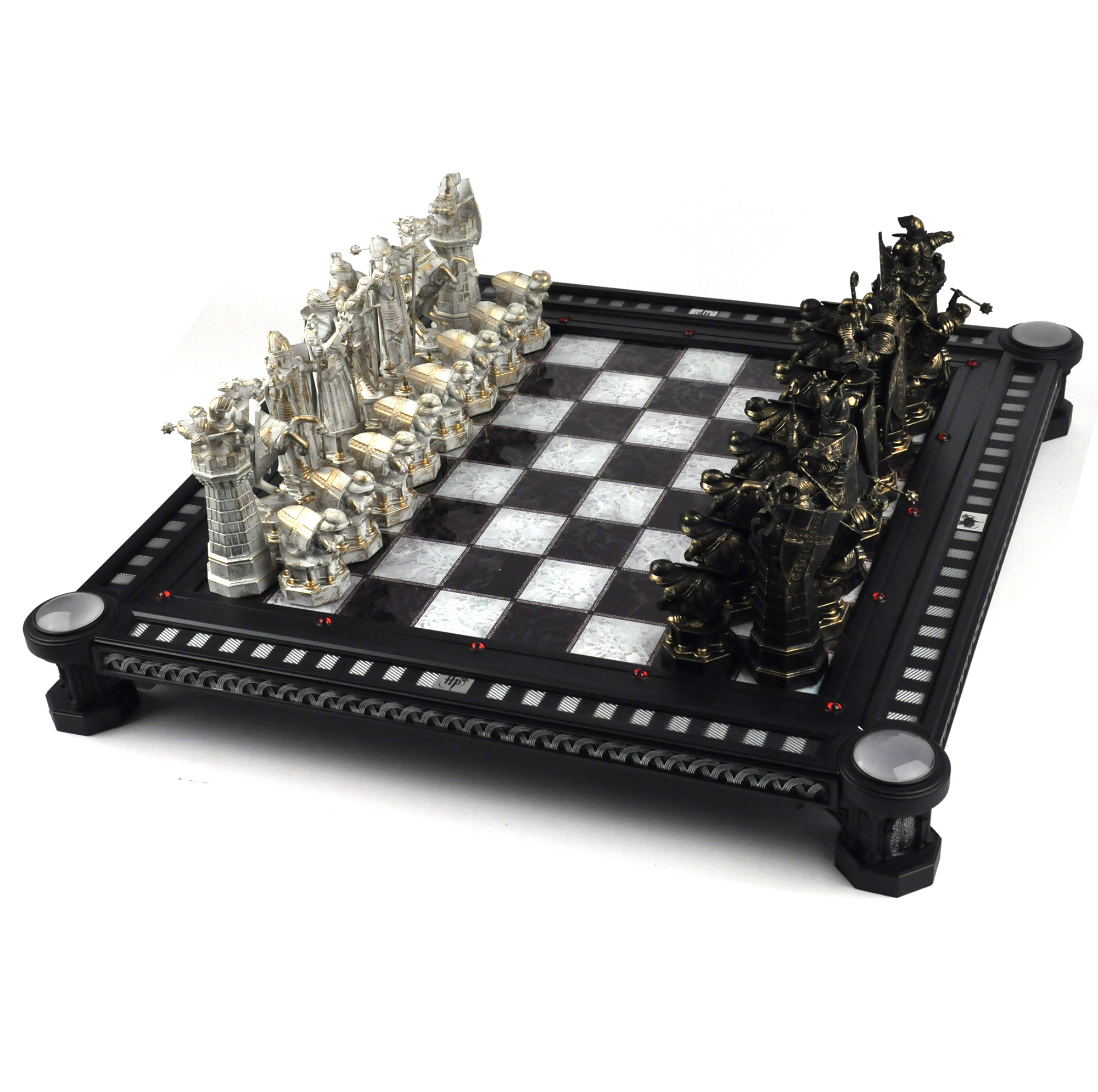 The Wizard 39 S Chess Set From Harry Potter And The