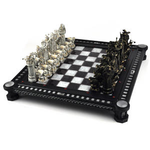 The Wizards Chess Set from Harry Potter and the Philosophers Stone - Deluxe Replica
