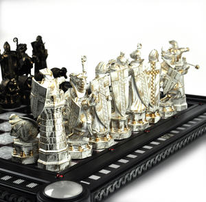 The Wizards Chess Set from Harry Potter and the Philosophers Stone - Deluxe Replica Thumbnail 4