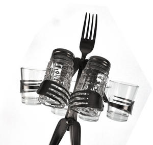 Tequila Party Fork - Forked Up Art Thumbnail 1