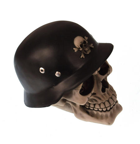 General Grimace Military Skull Money Box