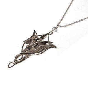Arwen Evenstar Pendant - Lord of the Rings Replica by Noble Collection Thumbnail 2