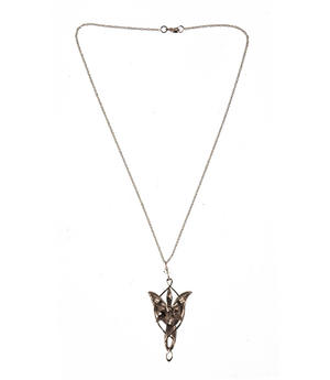 Arwen Evenstar Pendant - Lord of the Rings Replica by Noble Collection Thumbnail 6