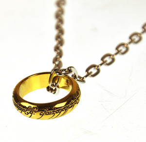 The One Ring - Lord of the Rings Replica by Noble Collection Thumbnail 1