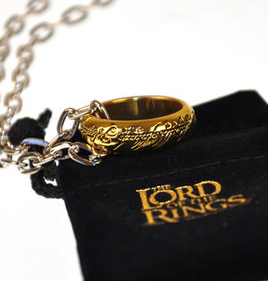 The One Ring - Lord of the Rings Replica by Noble Collection Thumbnail 6