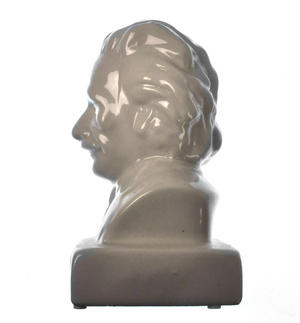 Albert Einstein Ceramic Money Box Thumbnail 2