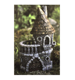 Castle Fairy Home - Fiddlehead Fairy Garden Collection Thumbnail 8