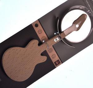 Rockin Pizza Cutter - Electric Guitar Pizza Cutting Tool Thumbnail 2