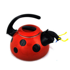 Ladybird - Traditional Whistling Hob Kettle Thumbnail 1