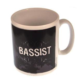 Bassist Band Member Mug Thumbnail 1