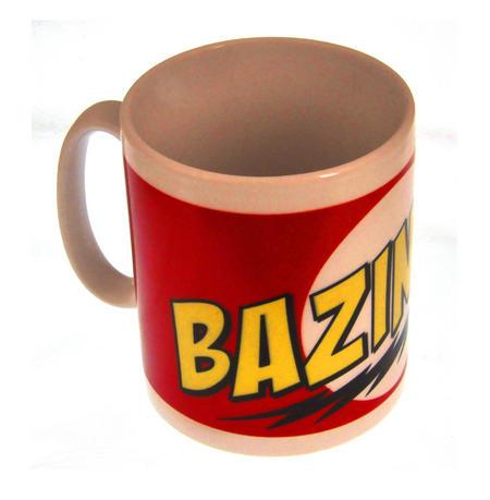 Bazinga Big Bang Theory Mug