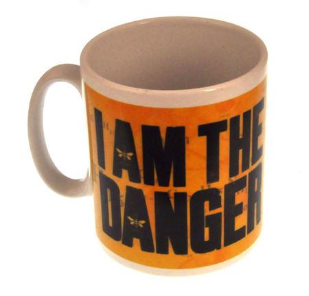 Breaking Bad - I Am The Danger - Heisenberg Mug