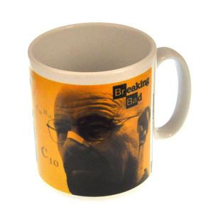 Breaking Bad - I Am The Danger - Heisenberg Mug Thumbnail 2