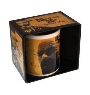 Breaking Bad - I Am The Danger - Heisenberg Mug Thumbnail 3