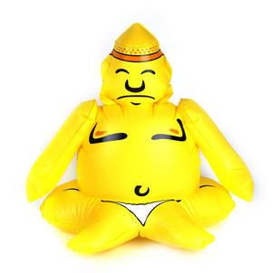 Blow-Up Buddha - Inflatable Buddhist Fun!