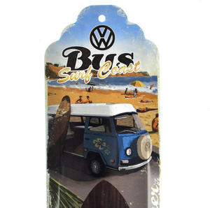VW Bus Thermometer featuring Volkswagen Camper Van Thumbnail 3
