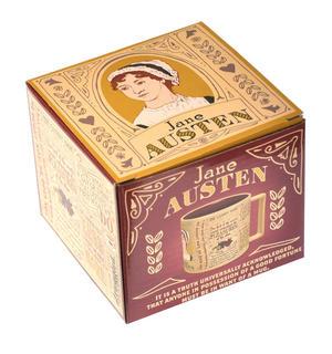 Jane Austen Mug Thumbnail 4