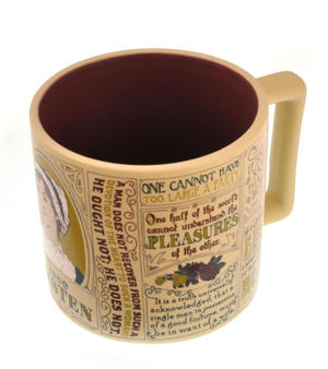 Jane Austen Mug Thumbnail 5
