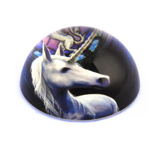 """Anne Stokes Paperweight - Enlightenment 8cm / 3"""" Thumbnail 1"""