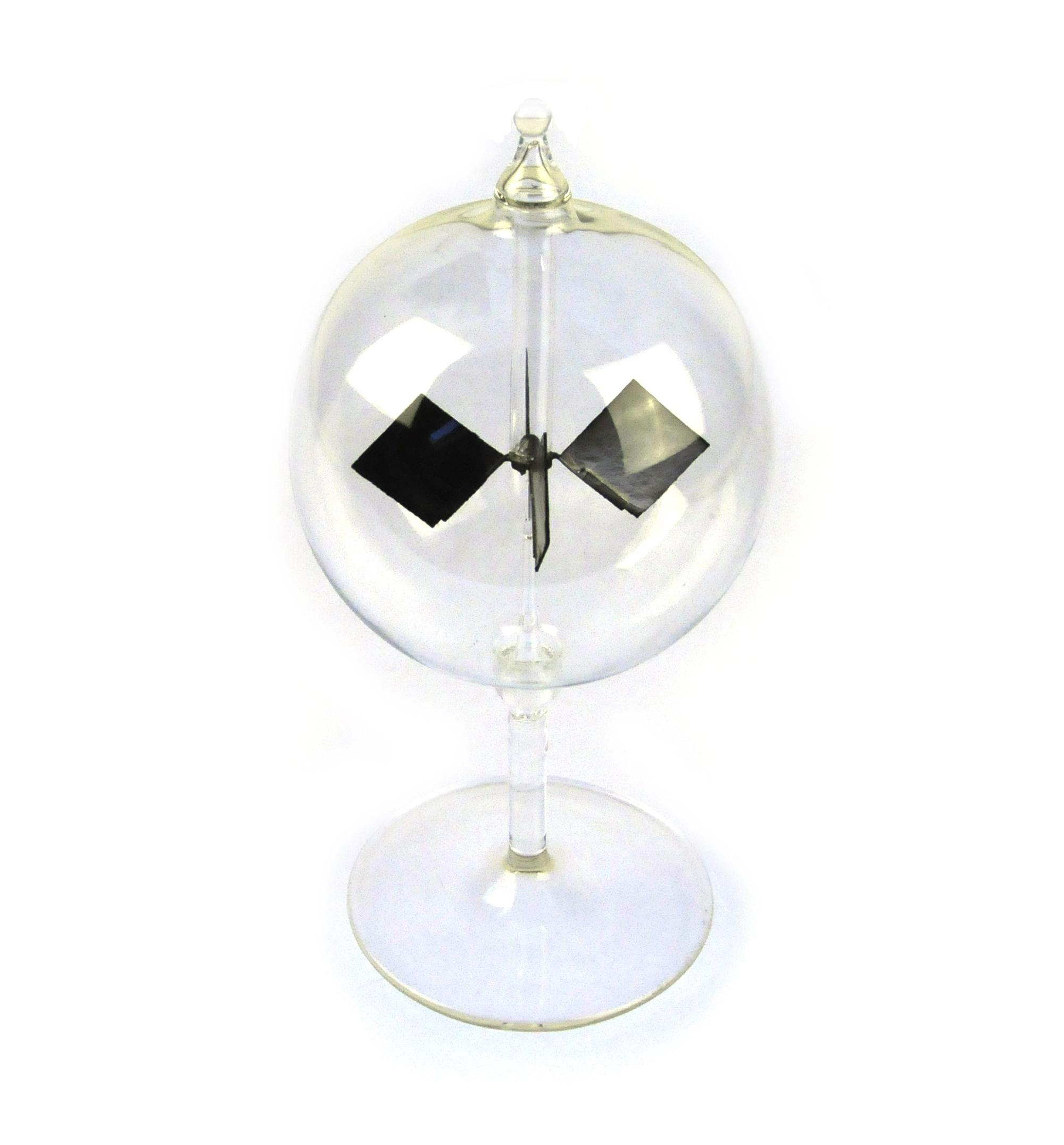 Solar Radiometer Replica Of Crookes Radio Meter Light