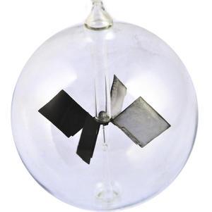 Solar Radiometer -  Replica of Crookes Radio meter Light Mill - Measures Radiant Flux of Electromagnetic Radiation Thumbnail 2