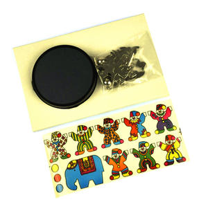 Magnetic Magic Box - Circus Clown Magnet Sculpture Thumbnail 3