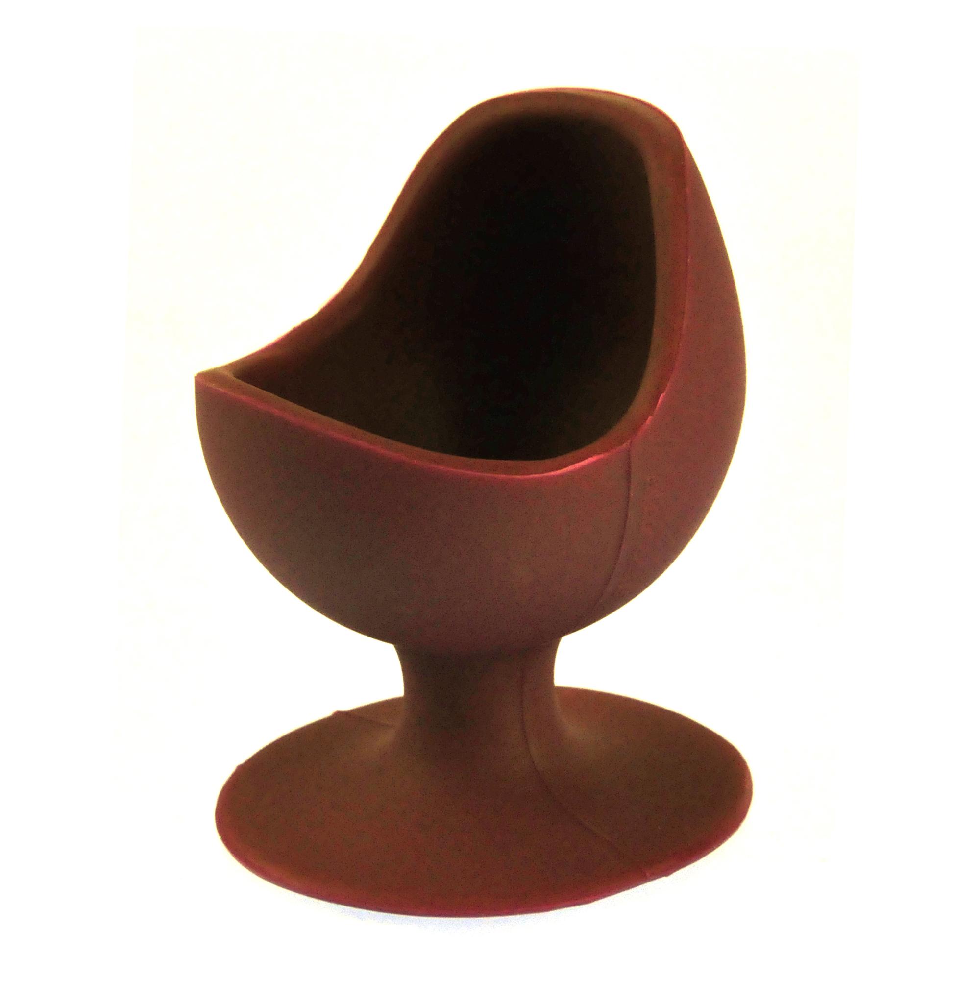 kastanienbraun ei sessel silikon zonen sammlung eierbecher. Black Bedroom Furniture Sets. Home Design Ideas