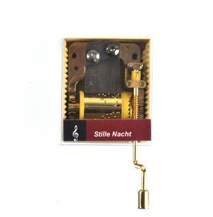 Silent Night (Stille Nacht) - Handcrank Music Box