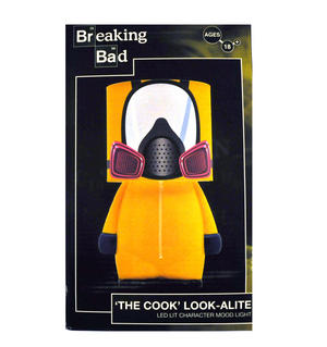 Breaking Bad The Cook Look - Alite - LED Lit Character Mood Lamp Thumbnail 5