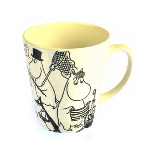 I Do Love Picnics - Moomin Melamine Mug Thumbnail 2