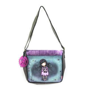 Little Song - Cross Body Satchel Bag By Gorjuss