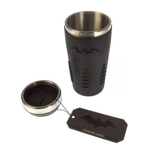 Batman Tough Rubber Travel Mug Thumbnail 2