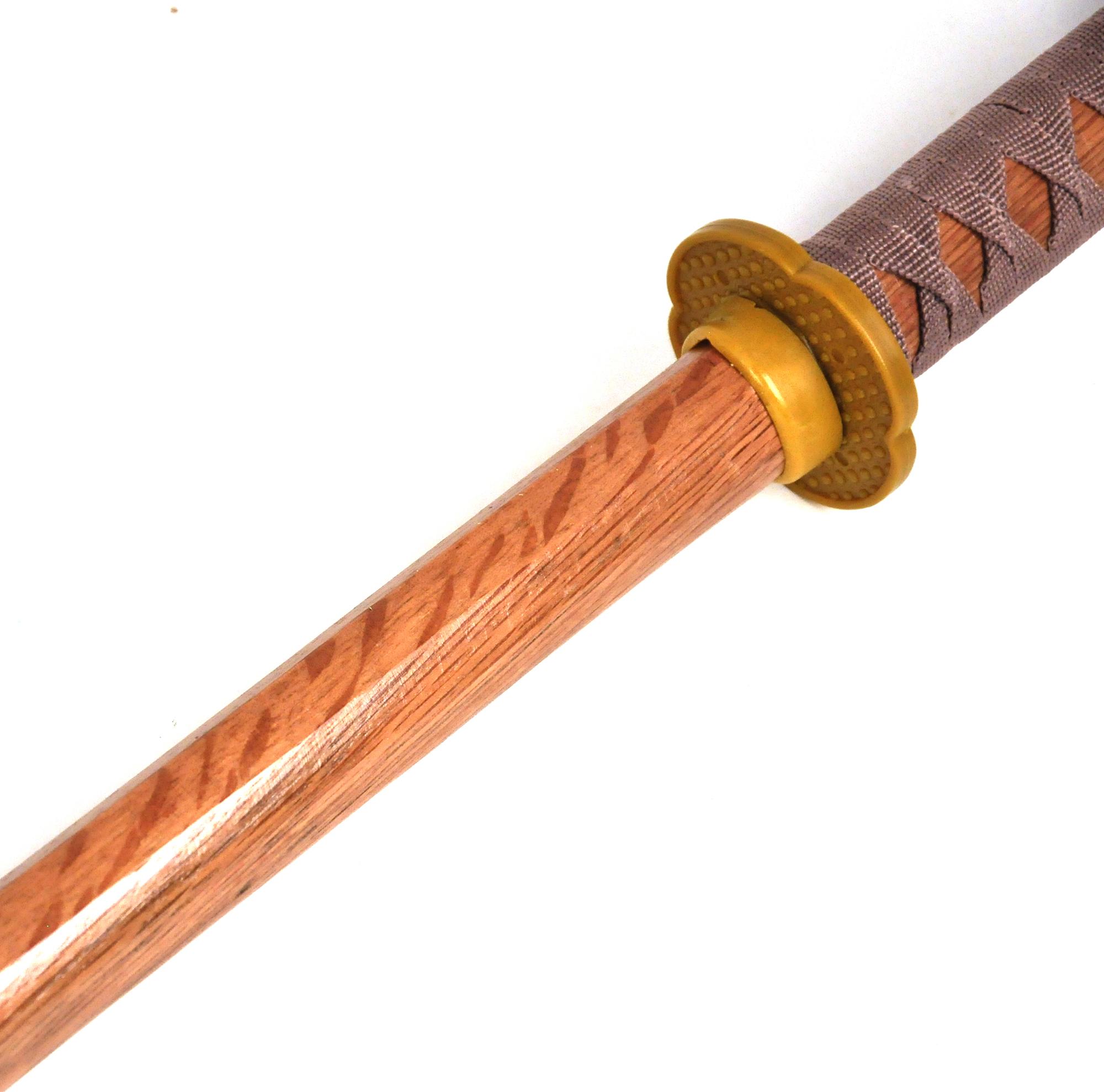 Как сделать меч боккен
