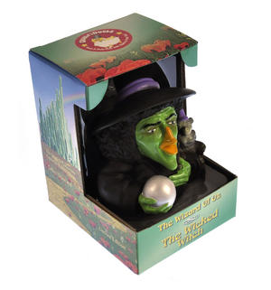 Wicked Witch of the West - Wizard of Oz Rubber Duck - Celebriduck Thumbnail 3