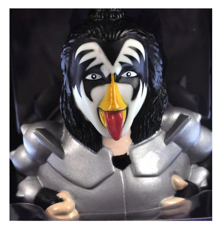 Gene Simmons - KISS Rubber Duck - Celebriduck