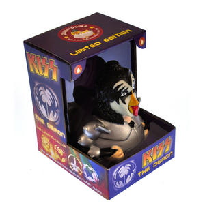 Gene Simmons - KISS Rubber Duck - Celebriduck Thumbnail 3