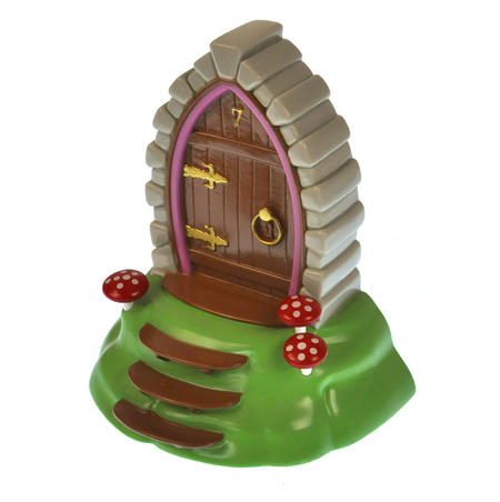 Fairy Door Stop and Book-End