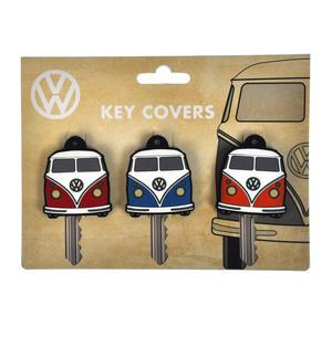3 Volkswagen Camper Keycap Set