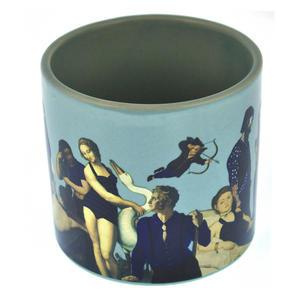 Great Nudes of Art Disrobing Heat Change Mug Thumbnail 4