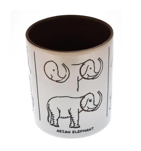 How To... Draw Animals Mug