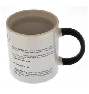 Disappearing Civil Liberties Heat Change Mug Thumbnail 3