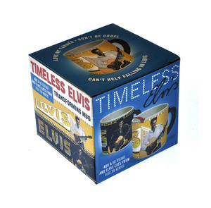 Timeless Elvis - Elvis Presley Heat Change Mug Thumbnail 2