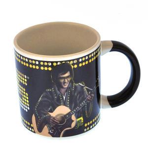 Timeless Elvis - Elvis Presley Heat Change Mug Thumbnail 4
