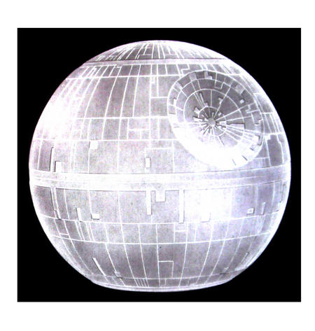 Star Wars Death Star Moodlight
