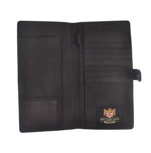 Blackwatch  Harris Tweed Travel Wallet Thumbnail 3