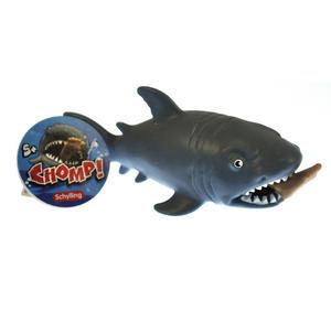 Chomp Rubber Man Eating Shark